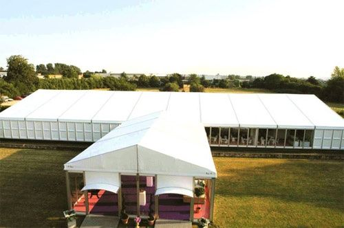 Anstey Hall marquee