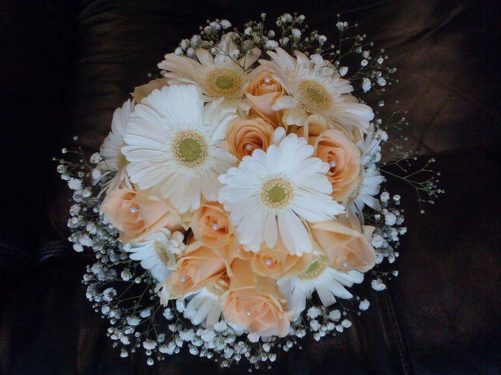 Floral Creations Bride Bouquet
