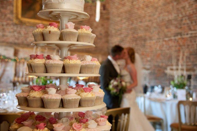 Cake Tithe Barn