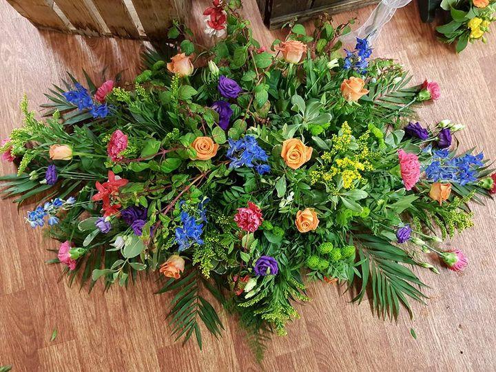 Floral Creations arrangement
