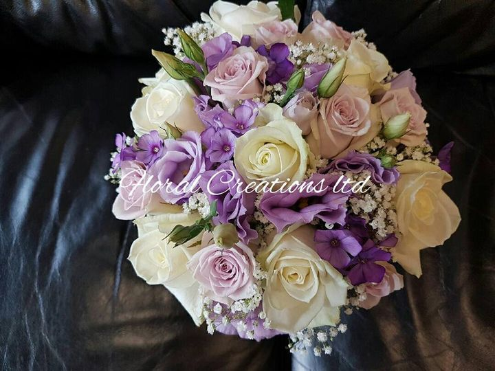 Floral Creations beautiful bouquets