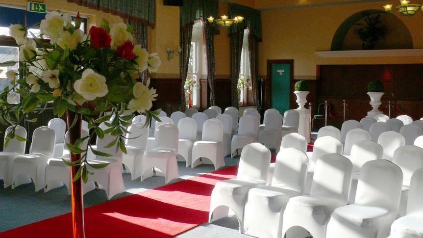 Devonshire Civil Ceremony