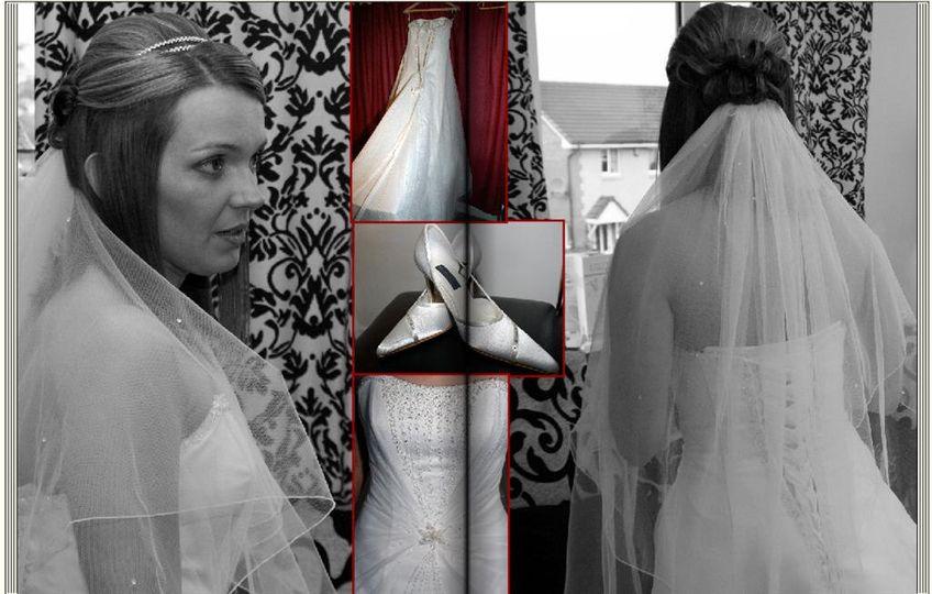 Bridal Preparation Storybook