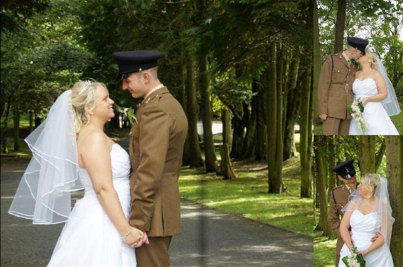 Bride and Groom Storybook