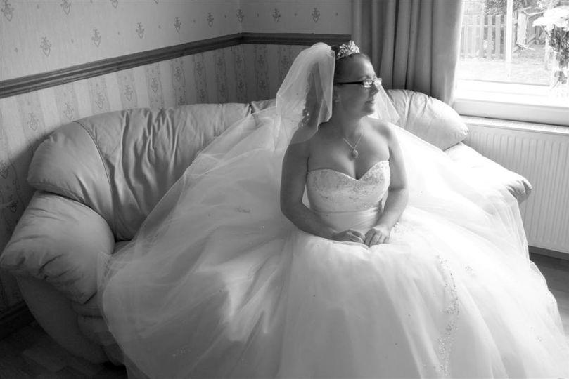 Bride 'Waiting'
