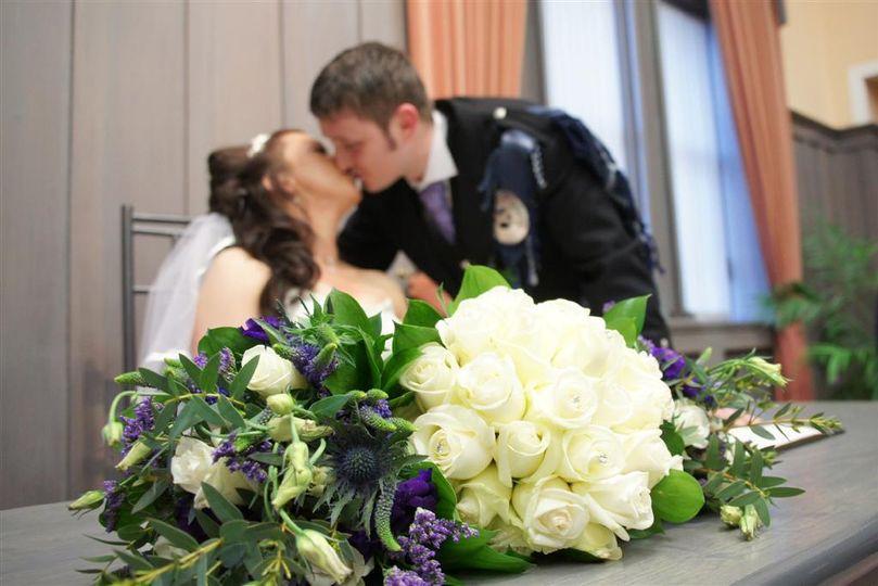 Bride and Groom Register