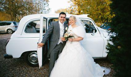 The White Wedding Taxi Co.