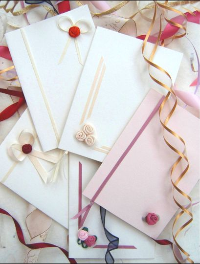 Ribbon Stationery