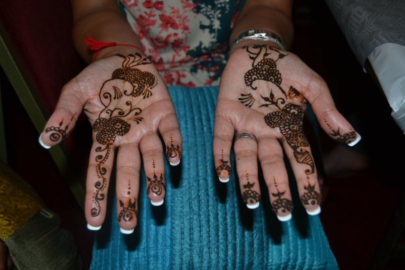 Party Mendhi