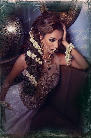 Divine Beauty By Gurdy Bolina