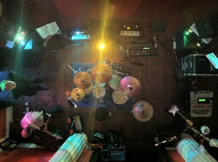 Chill gear seen from above