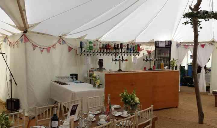 Penmaenau Bars - Wedding bar hire