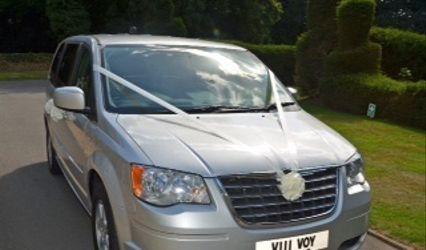 Voyager Wedding Cars