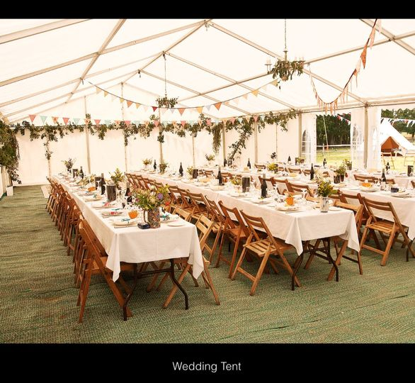Victorie Events marquee