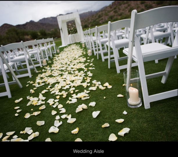 Victorie Events petals