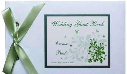 Brambles Wedding Stationery 2