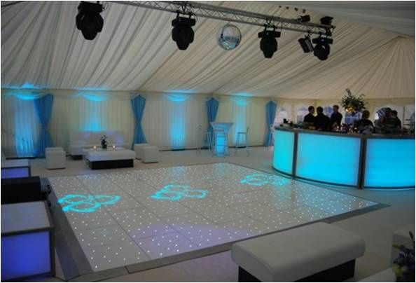 Event with Marquee in Luton