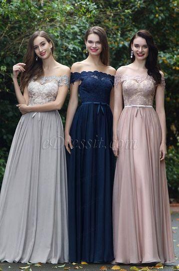 6da4cc892e Off shoulder long prom gown from eDressit | Photo 53