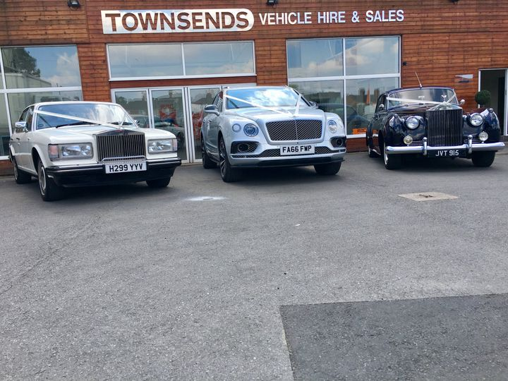 Bentley, Rolls