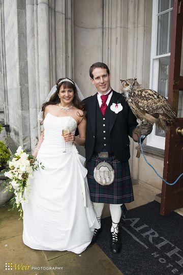 Xena the Eagle Owl