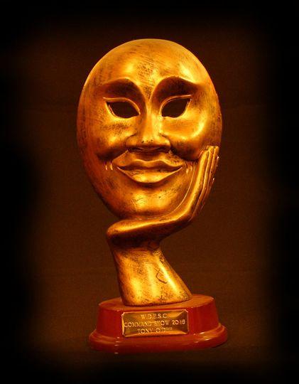 Tony O'Dee - WDESC Award