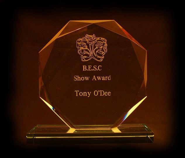 Tony O'Dee - BESC Award