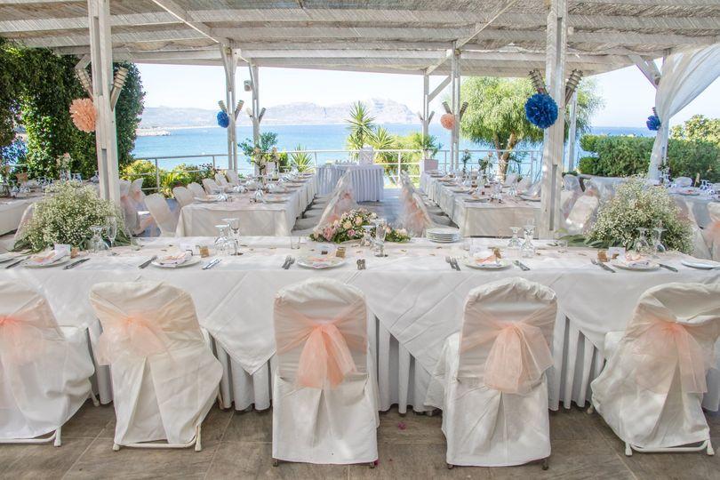 Rhodes Reception venue