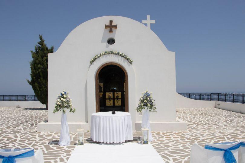 Rhodes Ceremony Venue