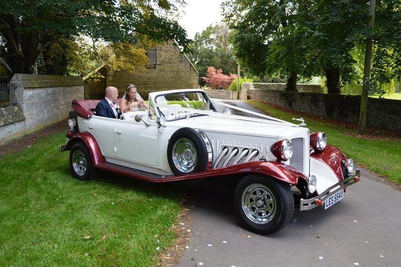 Beauford convertible