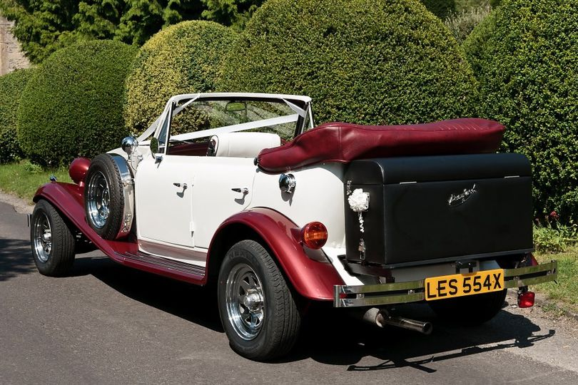 Our Beauford rear view