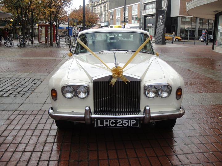 I vory Rolls Royce Shadow I