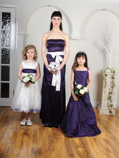 24cb530bb48 Pink Girl Dresses - Flower Girl Dresses