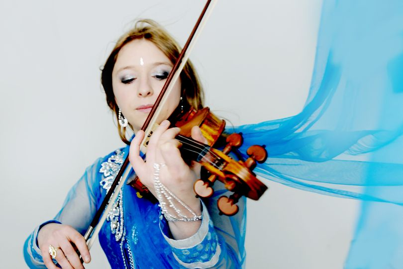 Bollywood violin