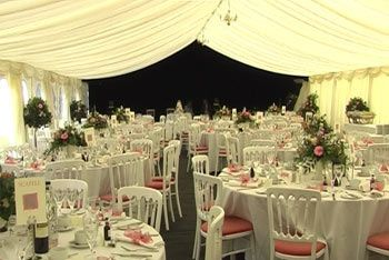Blickling Hall marquee