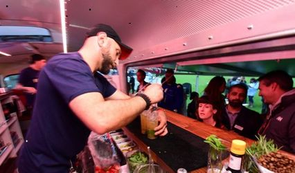 The Cocktail Bus - Bar Hire
