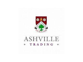 Ashville trading logo