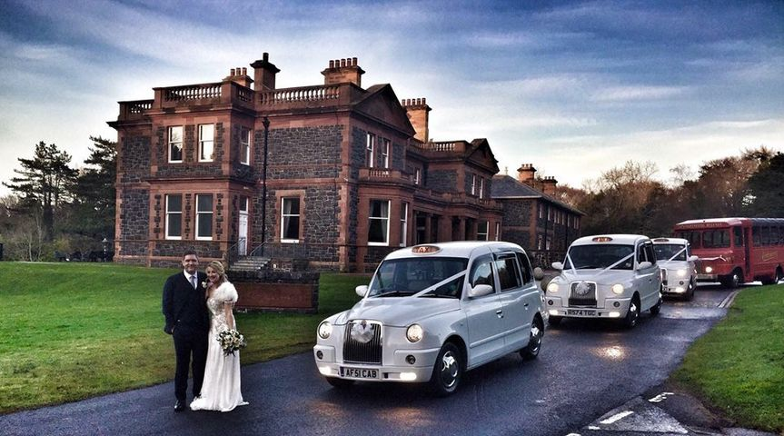 Belfast Cab Weddings