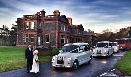 Belfast Cab Weddings 1