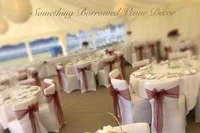 Something Borrowed Venue Decor