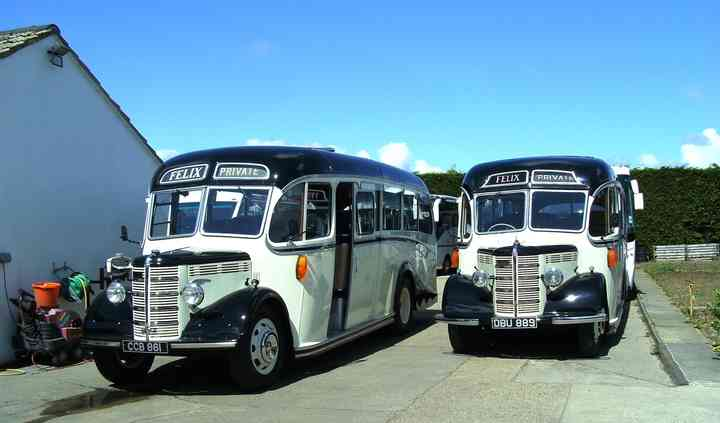 1947 and 1951 coaches