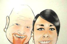 Graham Hodgson - Caricatures