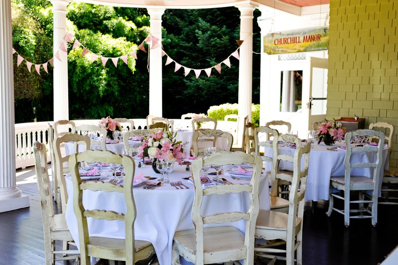Event theming and design