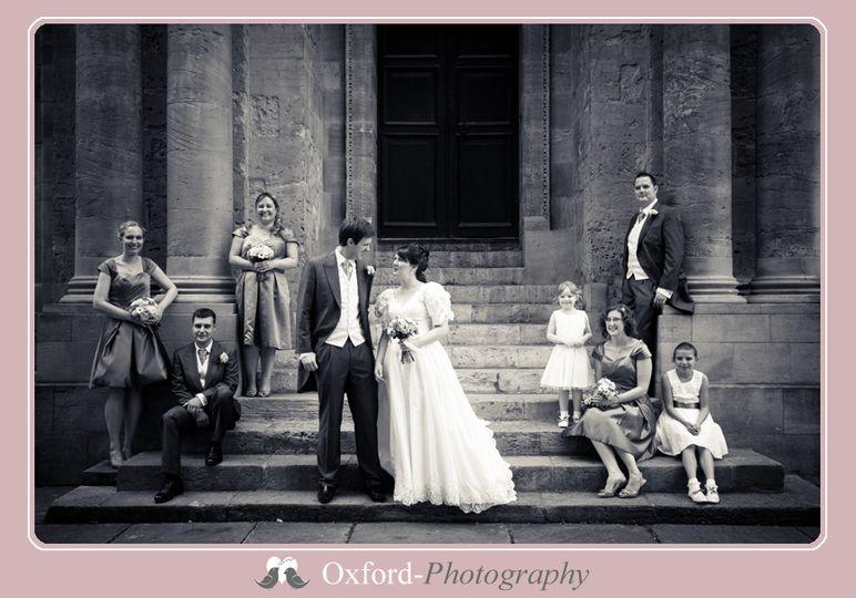 Quaint wedding