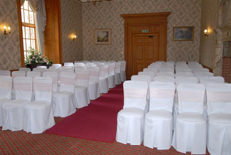 Dining Room for Ceremony