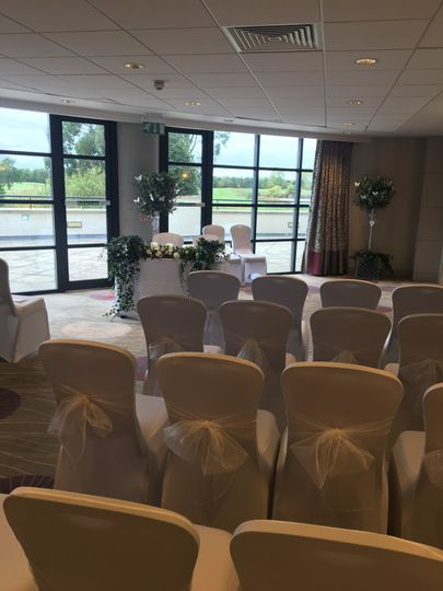 Rushley Suite Ceremony
