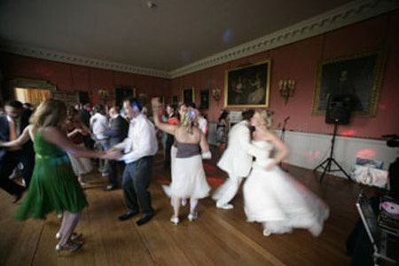 Holdenby ballroom