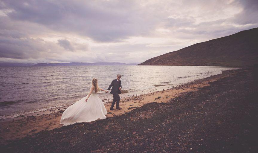 Sweeping hills, romance