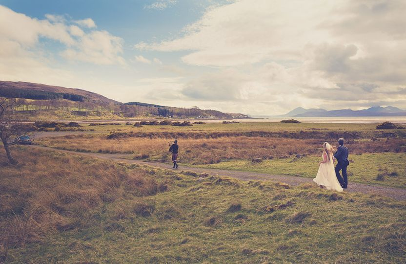Stunning wedding in AppleCross