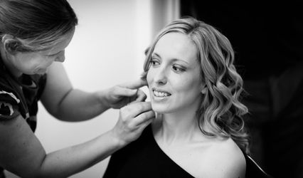 Scrumptious Make Up And Wedding Hair