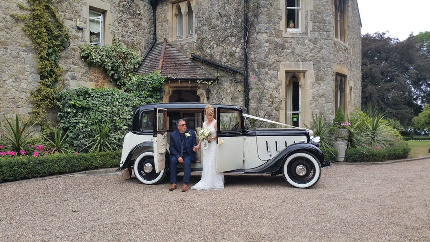 Hertfordshire Vintage Car Hire